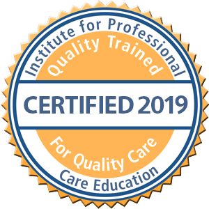Institute for Professional Care Education Certified 2016